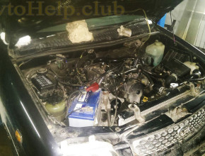 ремонт двигателя Daihatsu