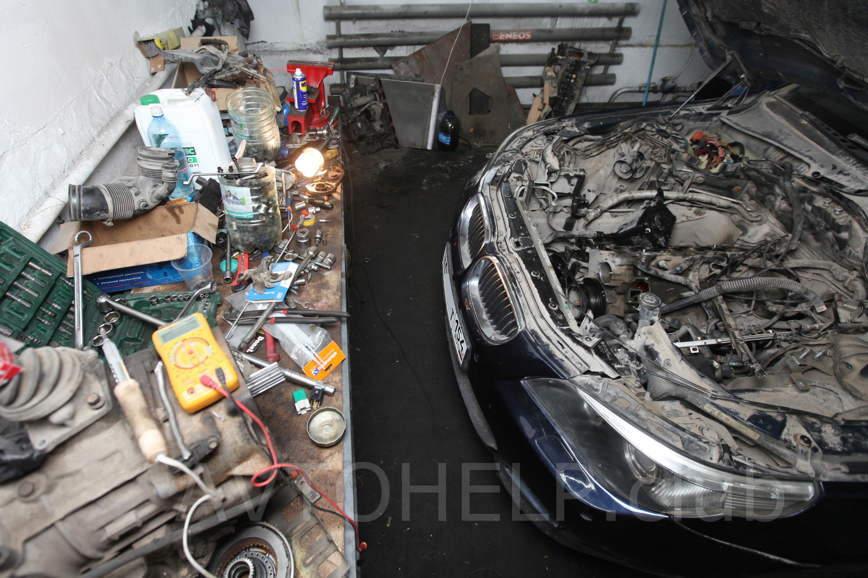 Ремонт BMW E60 M54, автосервис Avvtohelp