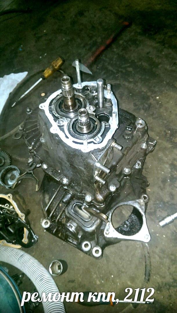 ВАЗ 2112 ремонт КПП, AVTOHELP автосервис