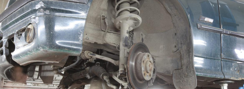 Замена рулевой рейки bmw