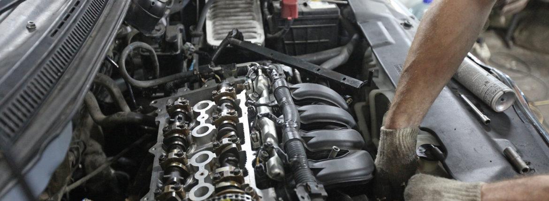 Замена ГБЦ (головки блока цилиндров), Toyota Corolla