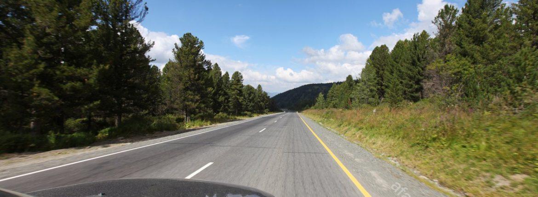 Водим автомобиль на дальние расстояния