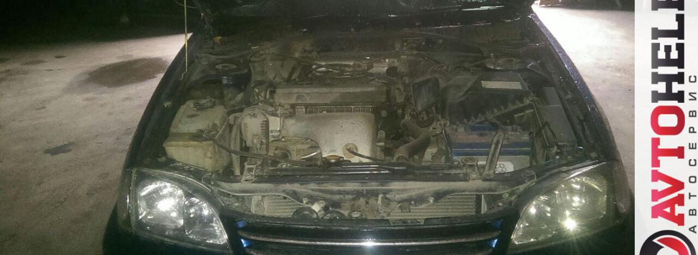 Toyota Caldina, замена АКПП.