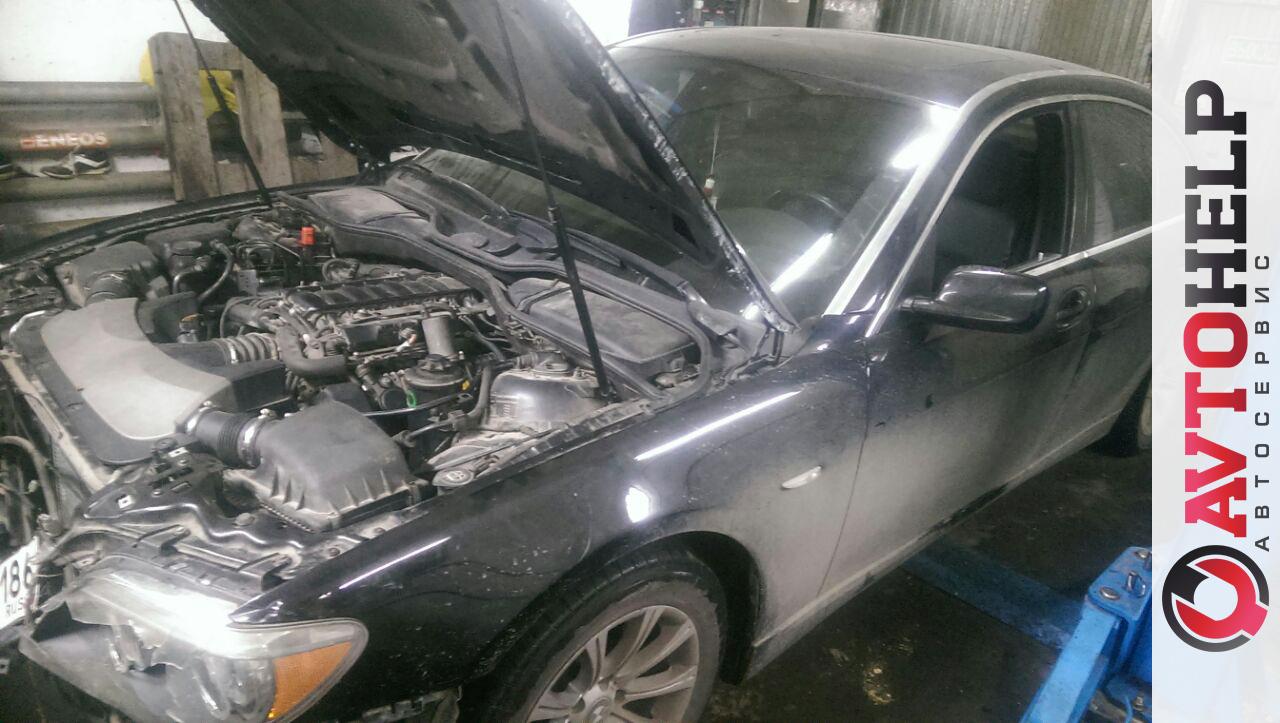 Диагностика, BMW