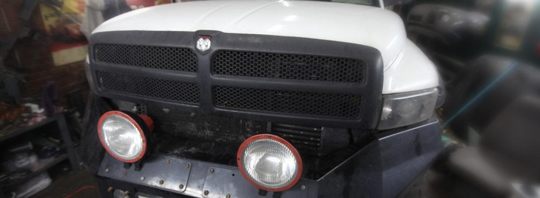 Ремонт АКПП Dodge Ram 2500, 2000 год.