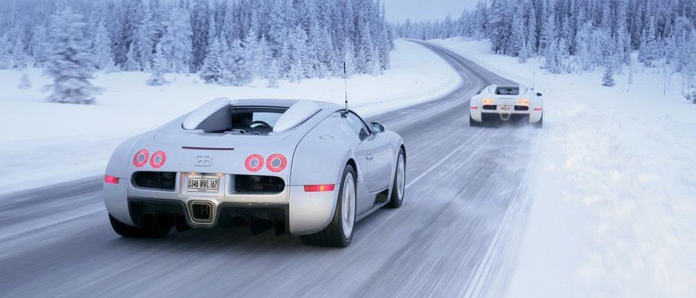 Как ездить на автомобиле зимой