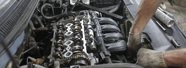 Газораспределительный механизм ГРМ, ремонт грм