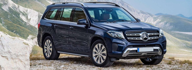 Mercedes-Benz GLS 2017. Обзор и характеристики.