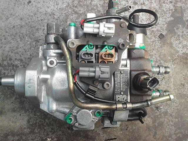 ТНДВ мотора 1KZ-TE