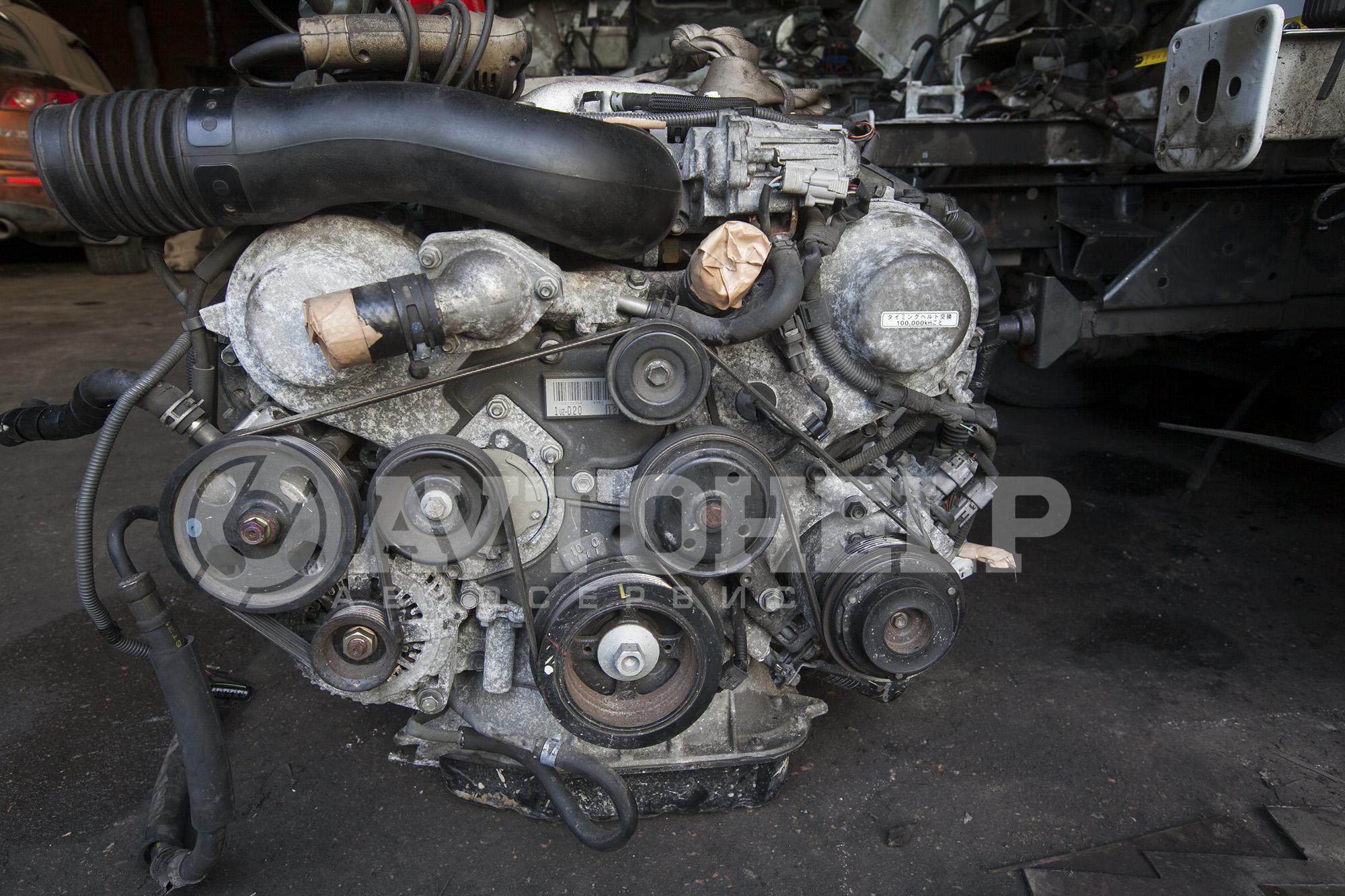 ГАЗель Next, замена двигателя на японский