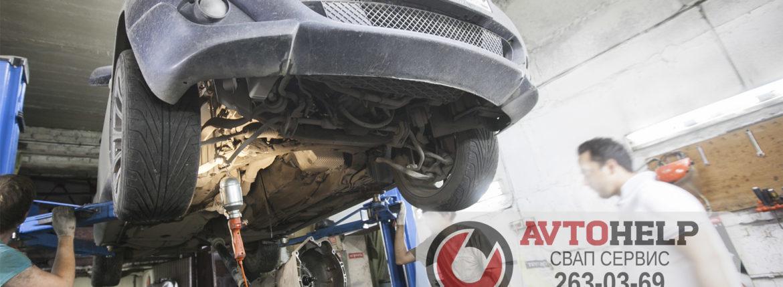 Ремонт коробки, BMW 5 Series (E60)