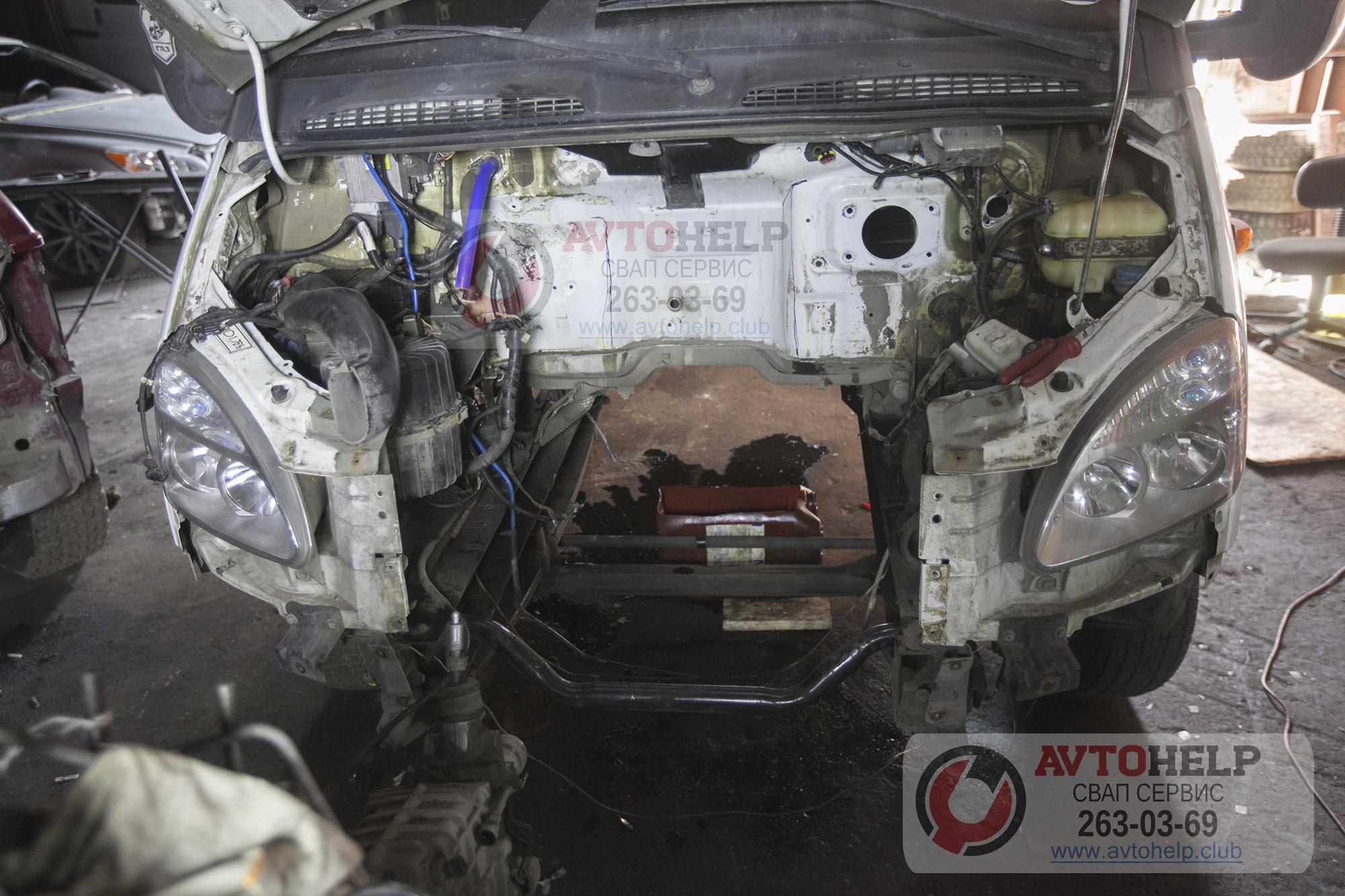 Установка японского двигателя на ГАЗель 2JZ-GE