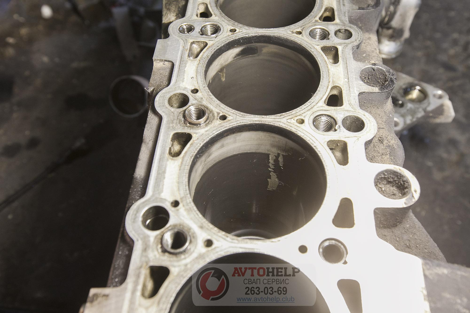 Капитальный ремонт двигателя Фольксваген Туарег