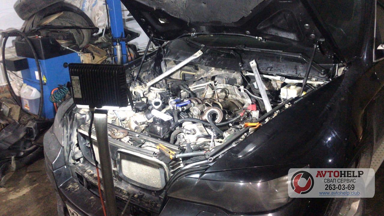 Ремонт BMW X6