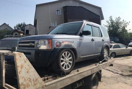 Очередной Land Rover Discovery 3 на СВАП
