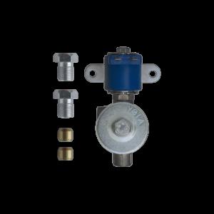 Электромагнитный клапан газа (пропан-бутан), YOTA 1100 вход\выход 6