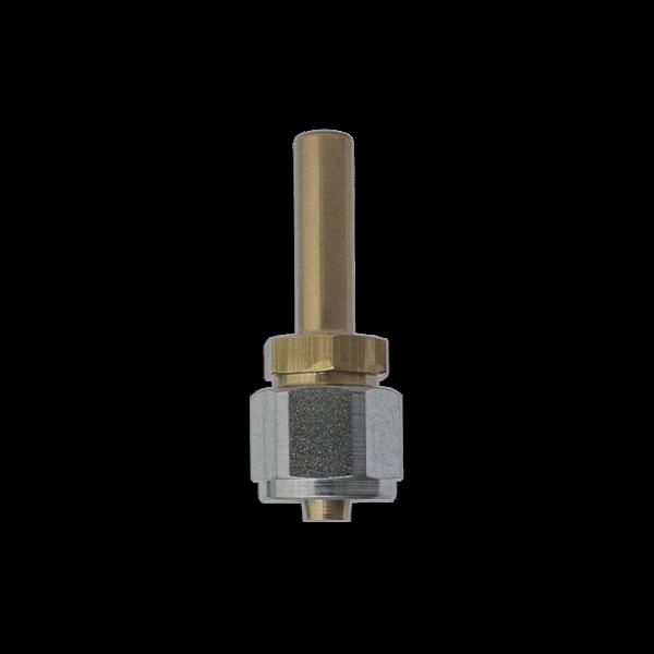 Фитинг прямой для трубки ПВХ YOTA Ø8 мм