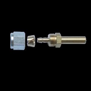Переходник для трубки ПВХ c 8-М14х1 на 6 мм